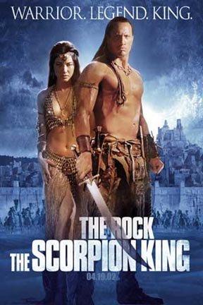 Scorpion King # 1, 9.0 VF/NM