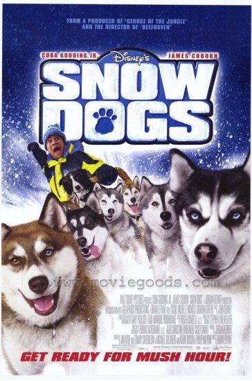 Snow Dogs # 1, 7.0 FN/VF