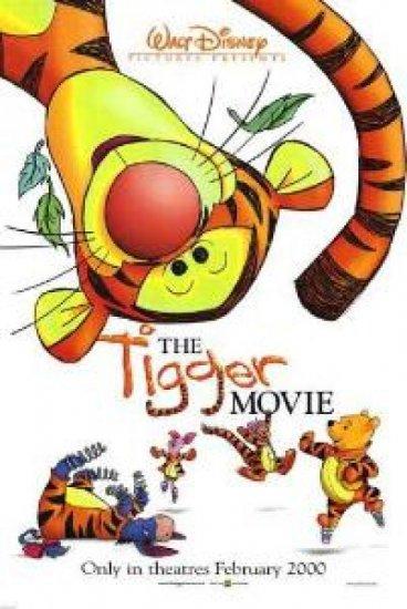The Tigger Movie # 1, 9.2 NM -