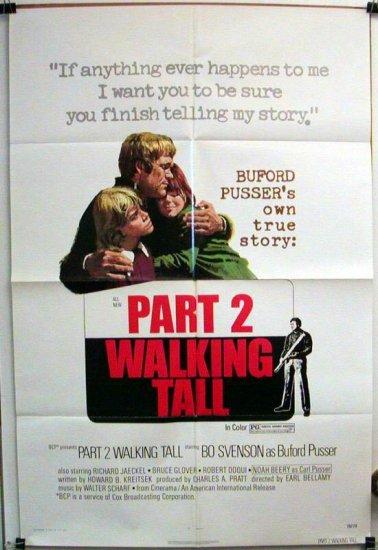 Walking Tall Part 2 # 75170, 7.0 FN/VF