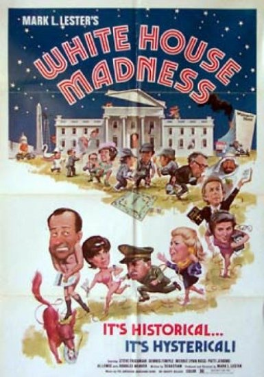 White House Madness # 7521, 4.0 VG