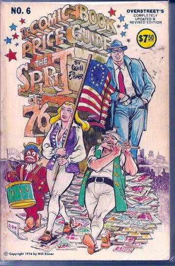 1976 Overstreet PriceGuide # 6, 4.0 VG
