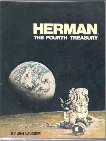HERMAN FOURTH TREASURY # 4, 4.5 VG +