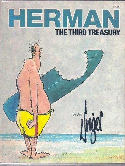 HERMAN THIRD TREASURY # 3, 4.0 VG