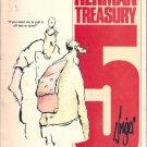 HERMAN TREASURY 5 # 5, 4.0 VG