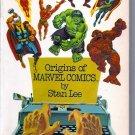 ORIGINS MARVEL COMICS # 1, 5.5 FN -