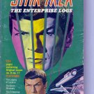 STAR TREK ENTERPRISES LOGS # 1, 3.0 GD/VG