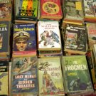 VINTAGE CLASSIC/ADVENTURE PAPERBACK LOT OF 25 # 25, 2.0 GD