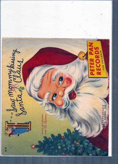 1953 I SAW MOMMY KISSING SANTA CLAUS 7 # 1, 3.5 VG -