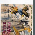 1953 PETER AND THE WOLF  7 # 1, 5.5 FN -