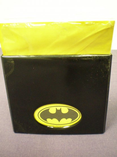 Batman Logo Stationary Set # 1989, 9.4 NM