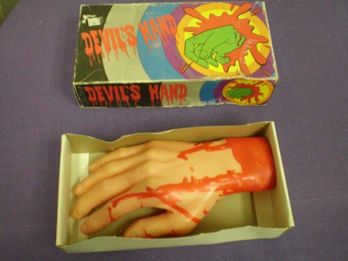 Devil's Hand # 3311, 4.0 VG