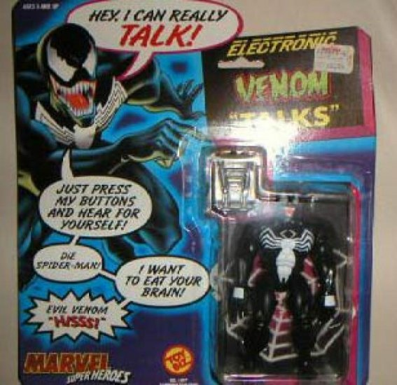 Electronic Venom Talks # 4897, 4.0 VG