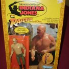INDIANA JONES RAIDERS 1982 KENNER GERMAN MECHANIC # 46170, 7.0 FN/VF