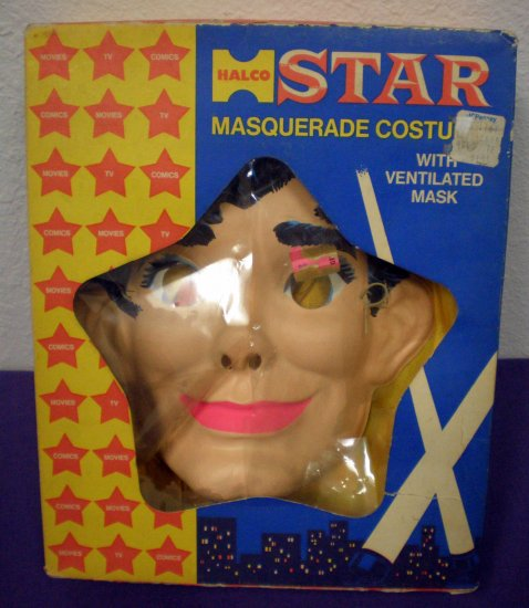 LIL ABNER STAR MASQUERADE COSTUME # 445, 4.0 VG