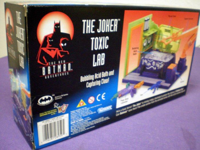 NEW BATMAN ADVENTURES JOKER TOXIC LAB # 28959, 8.0 VF