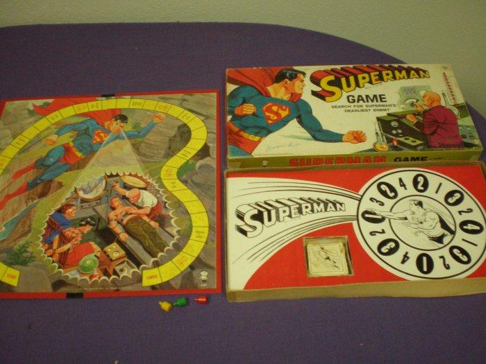 Superman Game # 2687, 2.0 GD
