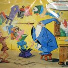 SWORD IN THE STONE JIGSAW PUZZLE # 4456, 3.5 VG -