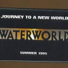 Waterworld Button # 1, 8.0 VF