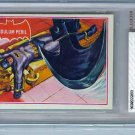 BVG GRADED 1966 BATMAN CARD # 5, 5.5 FN -