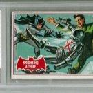 BVG GRADED 1966 BATMAN CARD # 9, 5.0 VG/FN