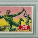 BVG GRADED 1966 BATMAN CARD # 11, 5.0 VG/FN
