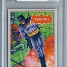 BVG GRADED 1966 BATMAN CARD # 12, 8.0 VF