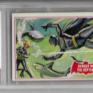 BVG GRADED 1966 BATMAN CARD # 14, 4.0 VG