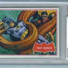 BVG GRADED 1966 BATMAN CARD # 24, 7.5 VF -