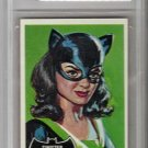 BVG GRADED 1966 BATMAN CARD # 27, 3.5 VG -