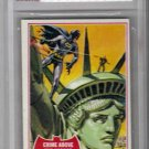 BVG GRADED 1966 BATMAN CARD # 35, 5.0 VG/FN
