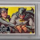 BVG GRADED 1966 BATMAN CARD # 35, 4.5 VG +