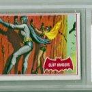 BVG GRADED 1966 BATMAN CARD # 36, 4.0 VG
