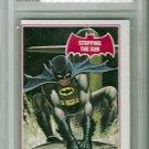 BVG GRADED 1966 BATMAN CARD # 39, 2.0 GD