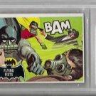 BVG GRADED 1966 BATMAN CARD # 44, 4.5 VG +