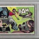 BVG GRADED 1966 BATMAN CARD # 44, 4.0 VG