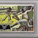 BVG GRADED 1966 BATMAN CARD # 55, 4.5 VG +