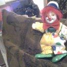 kein speilzeug porcelain clown doll