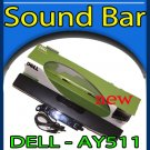 Dell ST2410 Monitor AY511 Sound Bar w/ Surround Y260N #