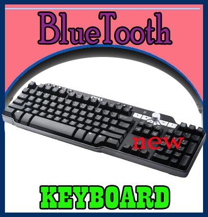 Dell Wireless Bluetooth Black Keyboard GM952 Y-RAQ-DEL2