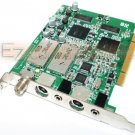 Emuzed Angel PCI Dual TV Tuner Video Card RD729 D6463 :