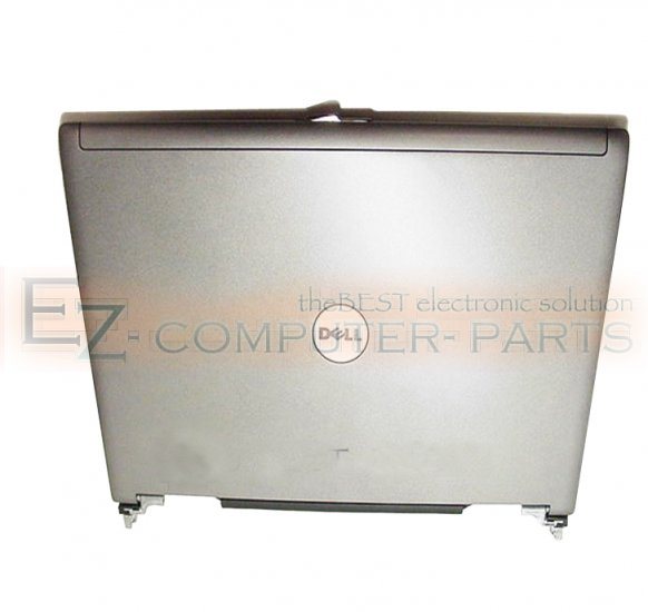 """Dell Latitude D830 15.4"""" LCD Cover Hinges Cable GM977 !"""