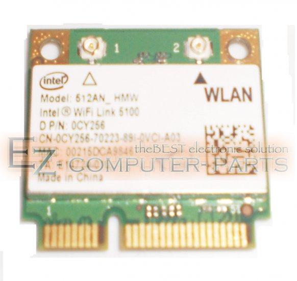 Dell Latitude E6400 Mini PCI Wireless Wifi Card CY256 !