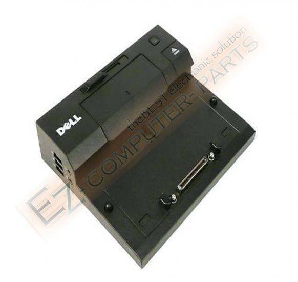 Dell E-Port Docking Station + Replicator E4200 E4300  !
