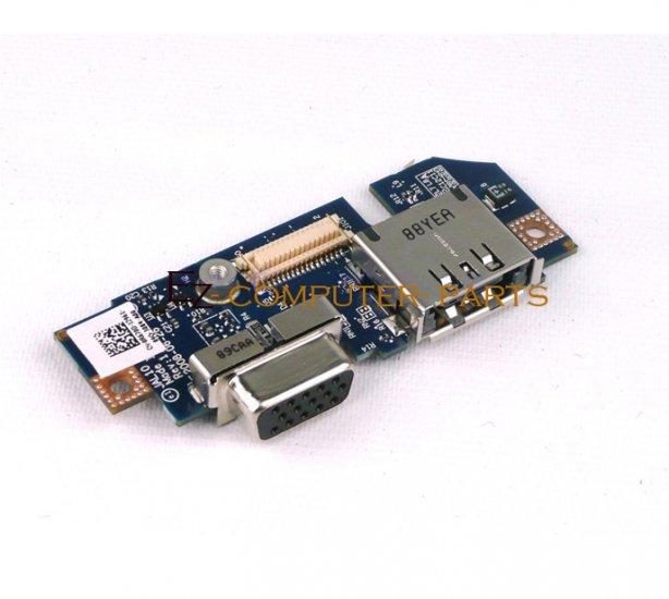 Dell R670D E4300 VGA + eSATA Board Panel              !