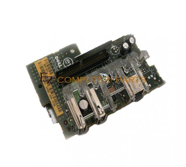Dell Y9991 Optiplex GX210 Front I/O USB Control Panel ~