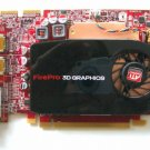 AMD/ATi FirePRO V3750 256MB DVI Display Port x2 K730M #
