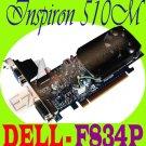 Dell 1gb Ddr2 Nvidia Gt 220 Inspiron 580 -  F834P   #