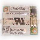 DELL INSPIRON 1501 E1505 PCI MODEM CARD XH648 TESTED A!