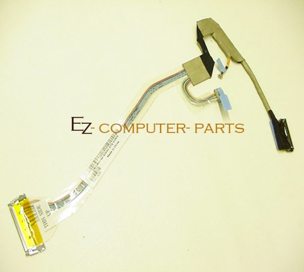 "Dell MG044 Latitude D520 14.1"" XGA LCD Ribbon Cable A+~"